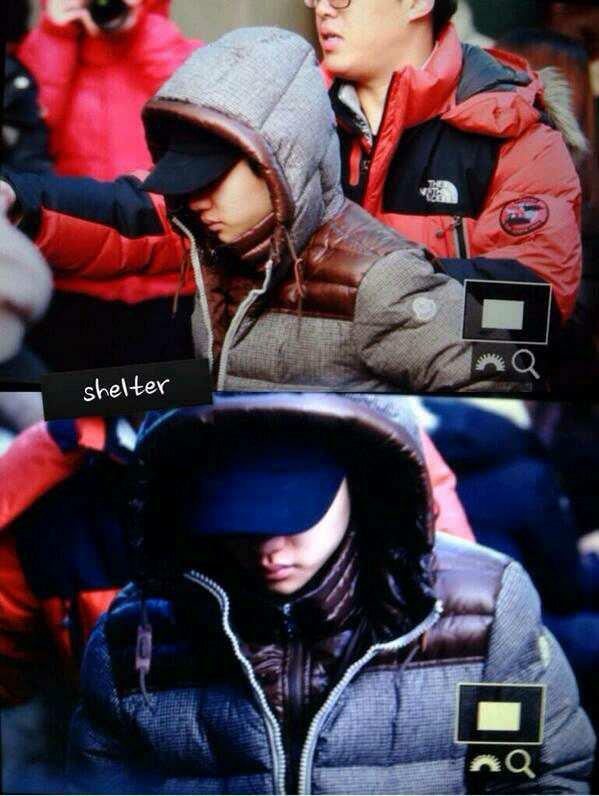 Exo Shelter Me : Luhan baekhyun lay chen d o at kbs music bank